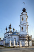 Church of the Kazan Icon of the Mother of God, Kaluga, Russia