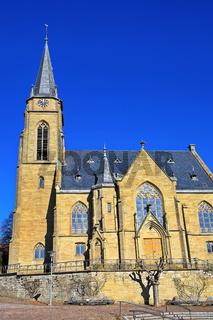 Stadtkirche von Bad Rappenau
