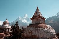 Stupa in Nepal