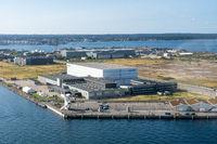 UNICEF supply and logistics headquarters in Copenhagen