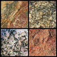 Steinoberflächen