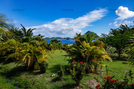Terre-de-Haut, Iles des Saintes, Les Saintes, Guadeloupe, Lesser Antilles, Caribbean.