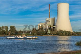 Kraftwerk Walsum, Duisburg, Ruhr Area, North Rhine-Westfalia, Germany