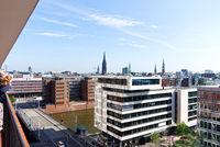 Hamburg, Elbphilharmonie, Visitor Center, Germany