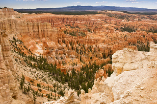 Colorful Bryce Canyon Amphitheater