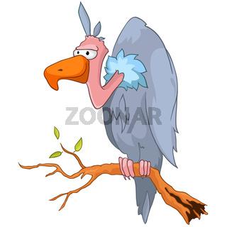 Cartoon Character Griffon