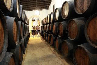 Bodega in Jerez