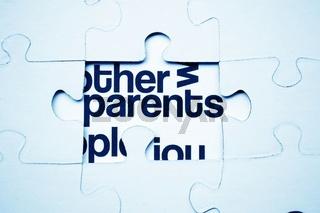 Parents puzzle