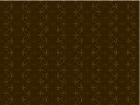 Dark Brown Background with Repetitive Circle Pattern