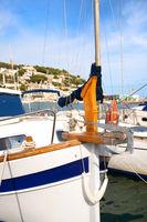 Harbor Estartit Spain