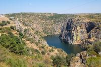 Miranda do Douro cliffs