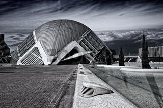 Planetarium L'Hemisfèric