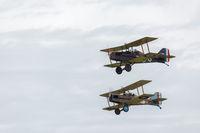 Great War Display Team - R.A.F SE5a