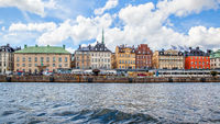 The Old Town (Gamla stan) in Stockholm