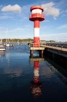 Lighthouse 001. Eckernfoerde. Germany
