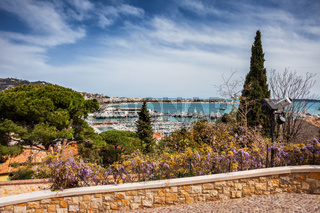 City of Cannes in France