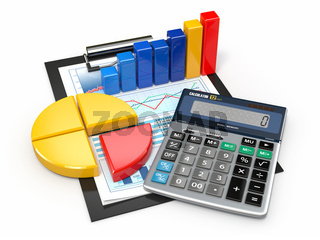 Business analytics. Calculator