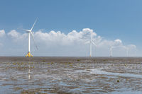 renewable energy landscape of wind farm