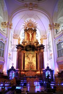 Sankt Michaelis-Kirche Hamburg