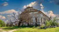 Cathedral in Lymanske village, Odessa region, Ukraine