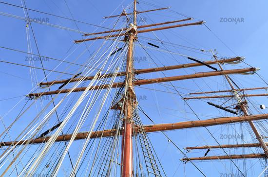 Sail Training Ship Sedov