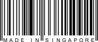 Barcode - Made in Singapore