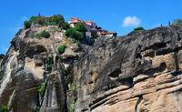 Great Meteor Monastery, Greece