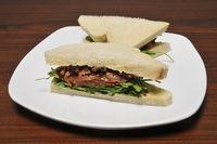 Tramezzini Pancetta Sandwich