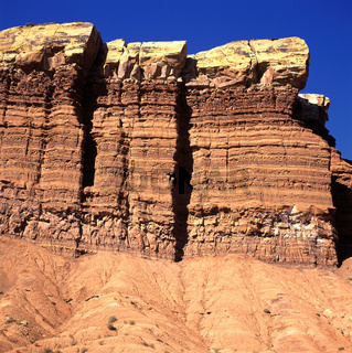 Capitol Reef National Park. Utah USA