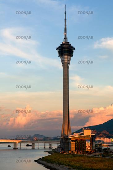 Macau Tower and Convention Centre