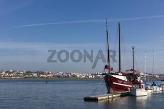 Hafen von Portimao