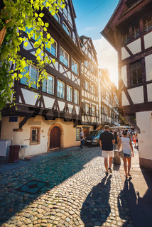 Cafe of Strasbourg
