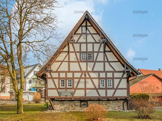 Museum Fischerhaus, Öhningen-Wangen on Lake Constance