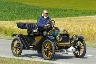 Oldtimer car Brush