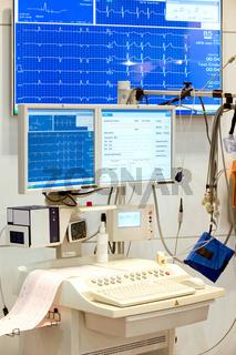 Elektrokardiogramm, EKG Electrocardiogram, ECG