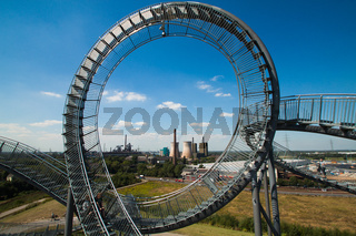 Duisburg Tiger and Turtle