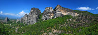 Meteora is one of the largest and most important c
