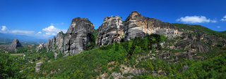 Meteora is one of the largest and most important complexes of Eastern Orthodox monasteries in Greece