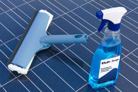 Solar cells and cleaning agents - german