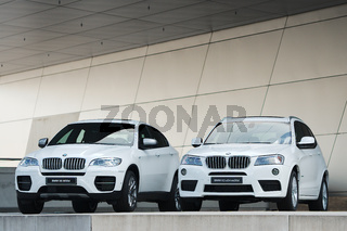 Two new models BMW X-Series