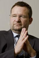 Gert Hager,  mayor of Pforzheim