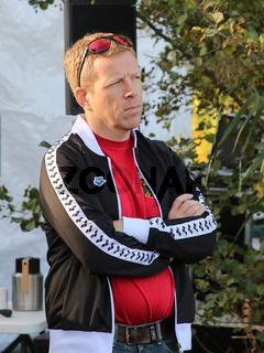 DSV Schwimm-Bundestrainer Bernd Berkhahn