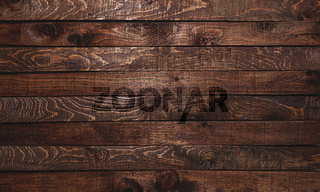 Vintage wooden planks background, old wood texture, top view