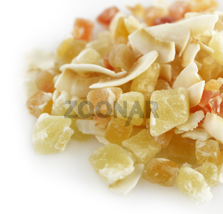 Dried Tropical Fruits