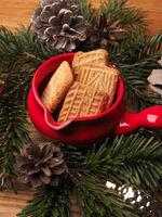 Christmas time, Spekulatius cookies baking, Advent time, Christmas baking