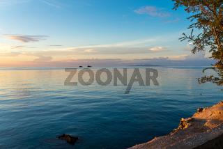 Die Togian Inseln sind ein Paradies im Golf von Tomini in Sulawesi