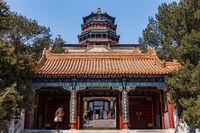 Gate at Summer Palace