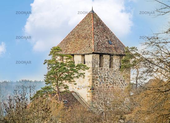 Burg Hohenklingen, Stein am Rhein, Schweiz