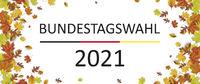 Bundestagswahl 2021 Header Foliage Autumn