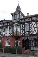 denkmalgeschütztes Künstlerhaus Wiedenbrück